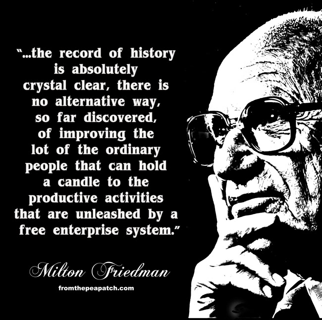 analysis of milton friedman Milton friedman takes a shareholder approach to social responsibility this  approach views shareholders as the economic engine of the organization and  the.