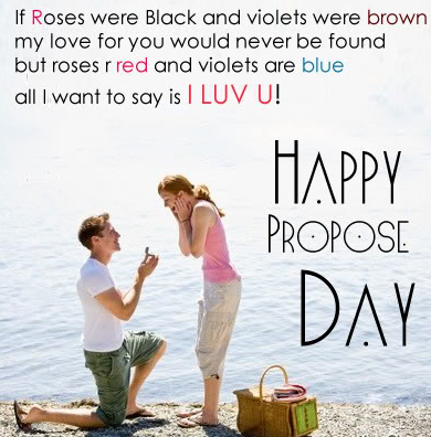 Romantic Lines To Propose A Girl