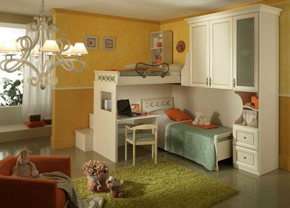 Decora y disena april 2011 - Dormitorios infantiles clasicos ...