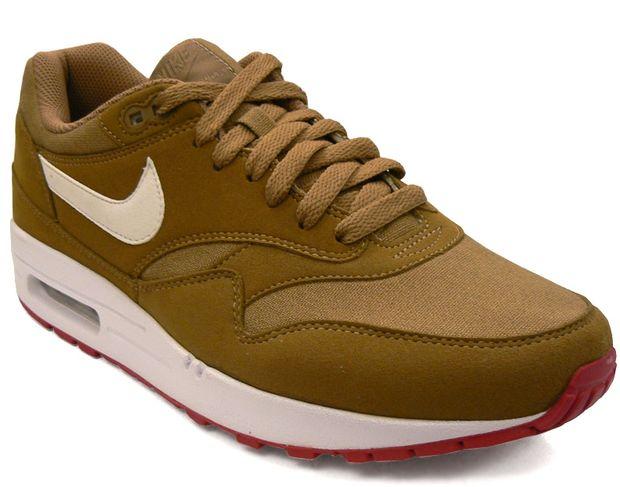 ... Buy Original Mens Nike Air Max 90 Shoes Brown XE14652; Culture  Preserved: Nike Air Max 1 LAM – Brown Kelp – White ...
