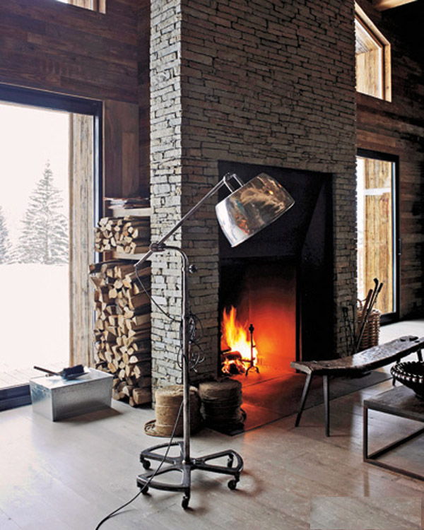 Build House Home: Brrrrr......... I need a fireplace!