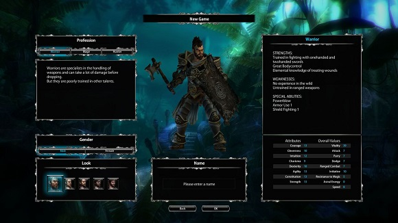 blackguards pc game screenshot review gameplay 2 Blackguards FLT