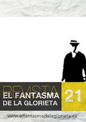 """El relato """"EL RETABLO"""" publicado en la revista literaria EL FANTASMA DE LA GLORIETA"""