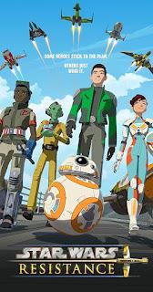 Star Wars Resistance Temporada 1