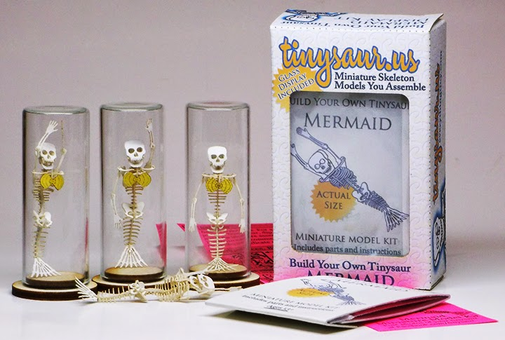 Tiny Mermaid Kit