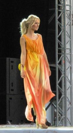 Балаклава.День рождения Шампанского.Мисс Шампань-2011