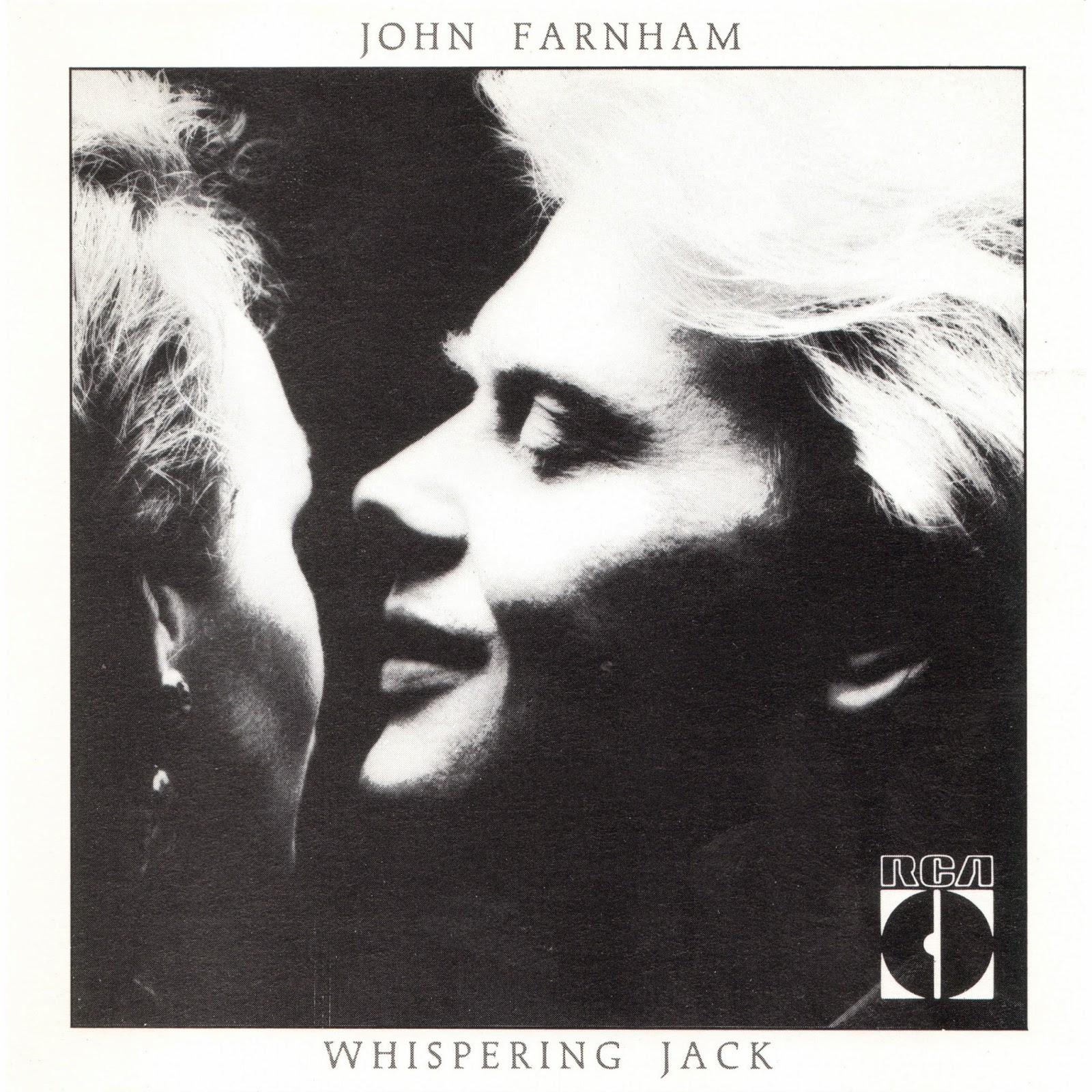 John Farnham Whispering Jack 1986 aor melodic rock music blogspot full albums bands lyrics