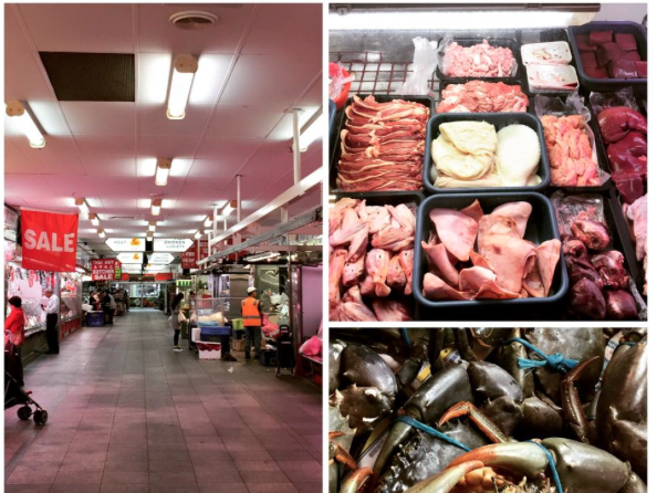 Footscray Fresh Food Markets with Adam D'Sylva & Frank Camorra