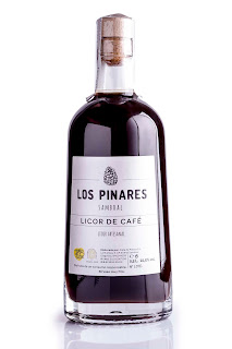 Licor de Café los Pinares