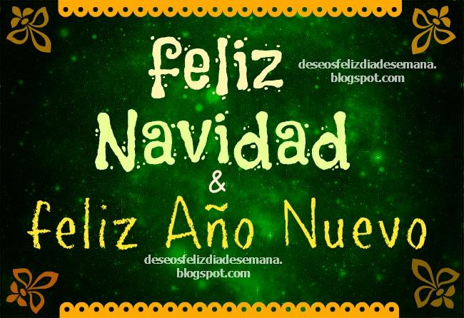 Feliz navidad y a o nuevo buenos deseos im genes y - Deseos de feliz navidad ...