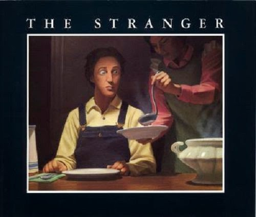 "Using ""The Stranger"" to Teach Kids How to Ask Questions While Reading"