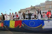 Sarbatoare de ziua Nationala in Roquetas de Mar
