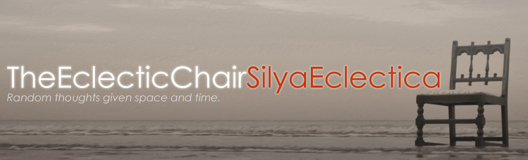 The Eclectic Chair / Silya Eclectica