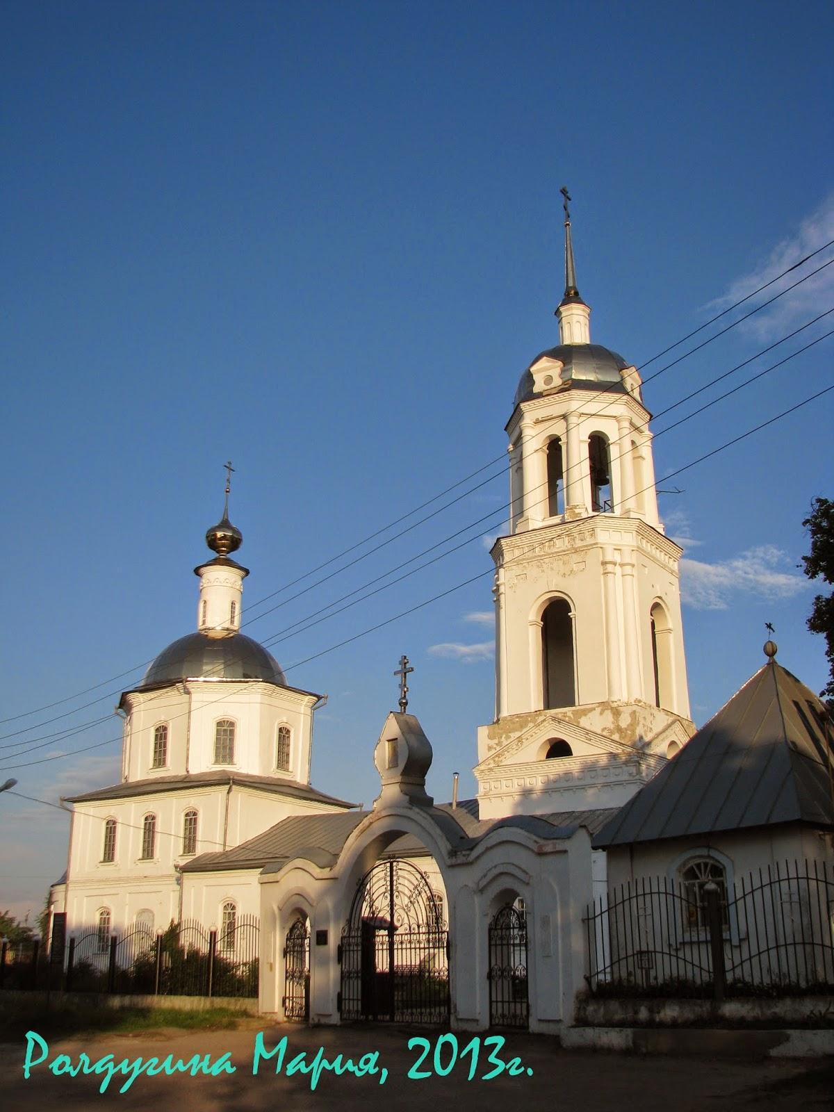 Церковь Благовещения Пресвятой Богородицы Павловский район
