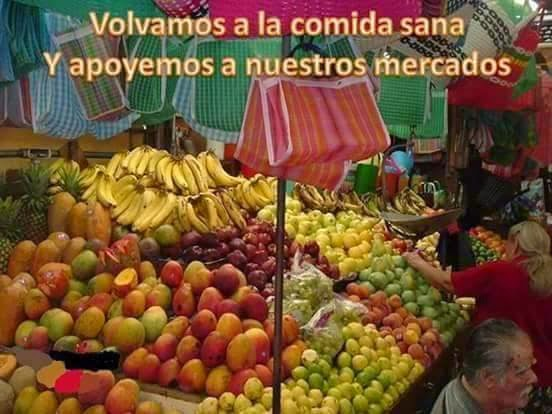 """Mercado """"Los Arcos Viejo de Comidas"""""""