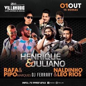 Villa Music Apresenta: