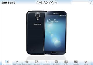 Simolator Samsung Galaxy S4, Layanan Online Untuk Anda Yang Ingin Merasakan Perangkat Sebenarnya