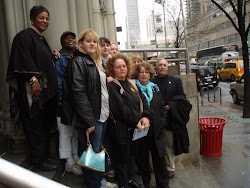 Student Trip to John Jay College in NYC