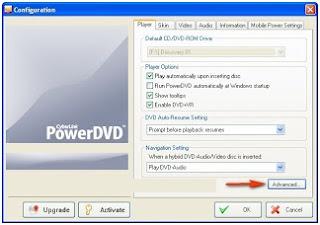 Cara capture gambar video menggunakan Power DVD