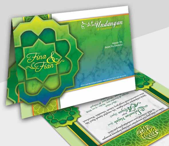 undangan pernikahan undangan pernikahan sisi luar undangan pernikahan ...