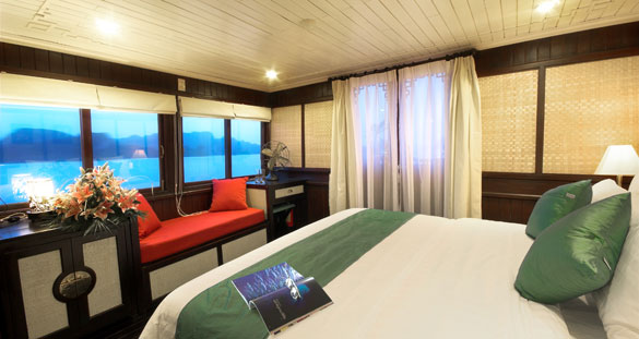Royal Suite Cabin - Bhaya Cruise