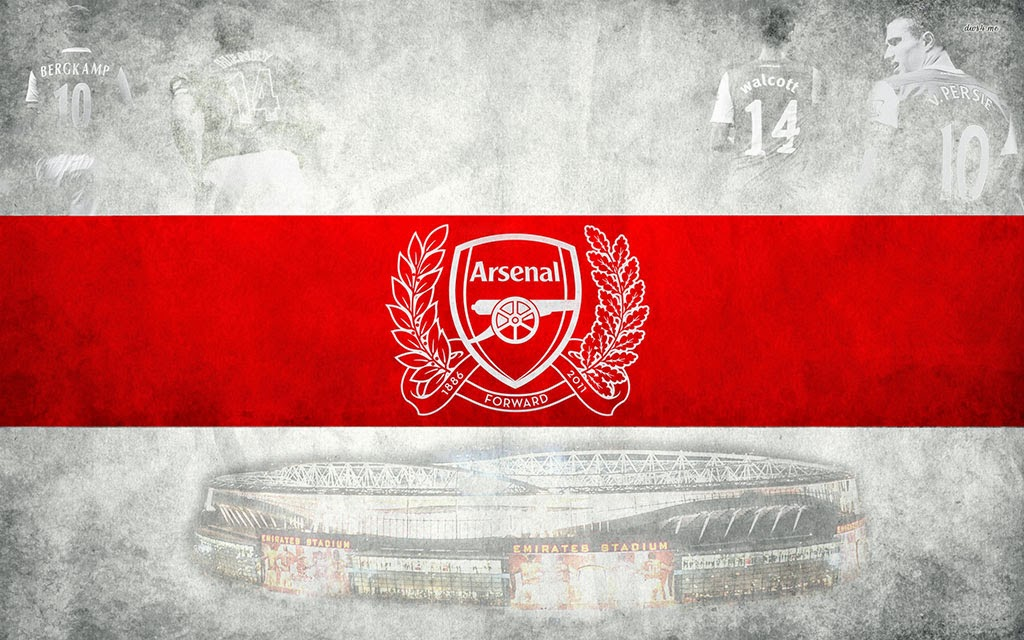 logo 3d doi bong arsenal