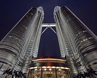 Revolusi Ilmiah - Petronas Twin Tower