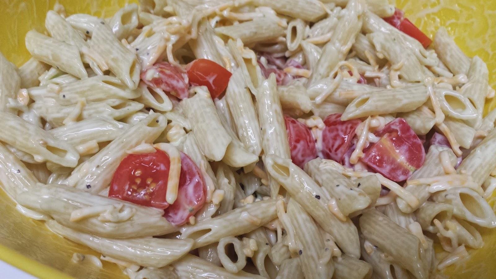 Everyday Life Beauty Easy Pasta Side Dish