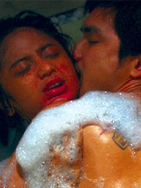 Dewi Perssik - PAKU KUNTILANAK - Adegan-Adegan Vulgar Dalam Film Horor Indonesia