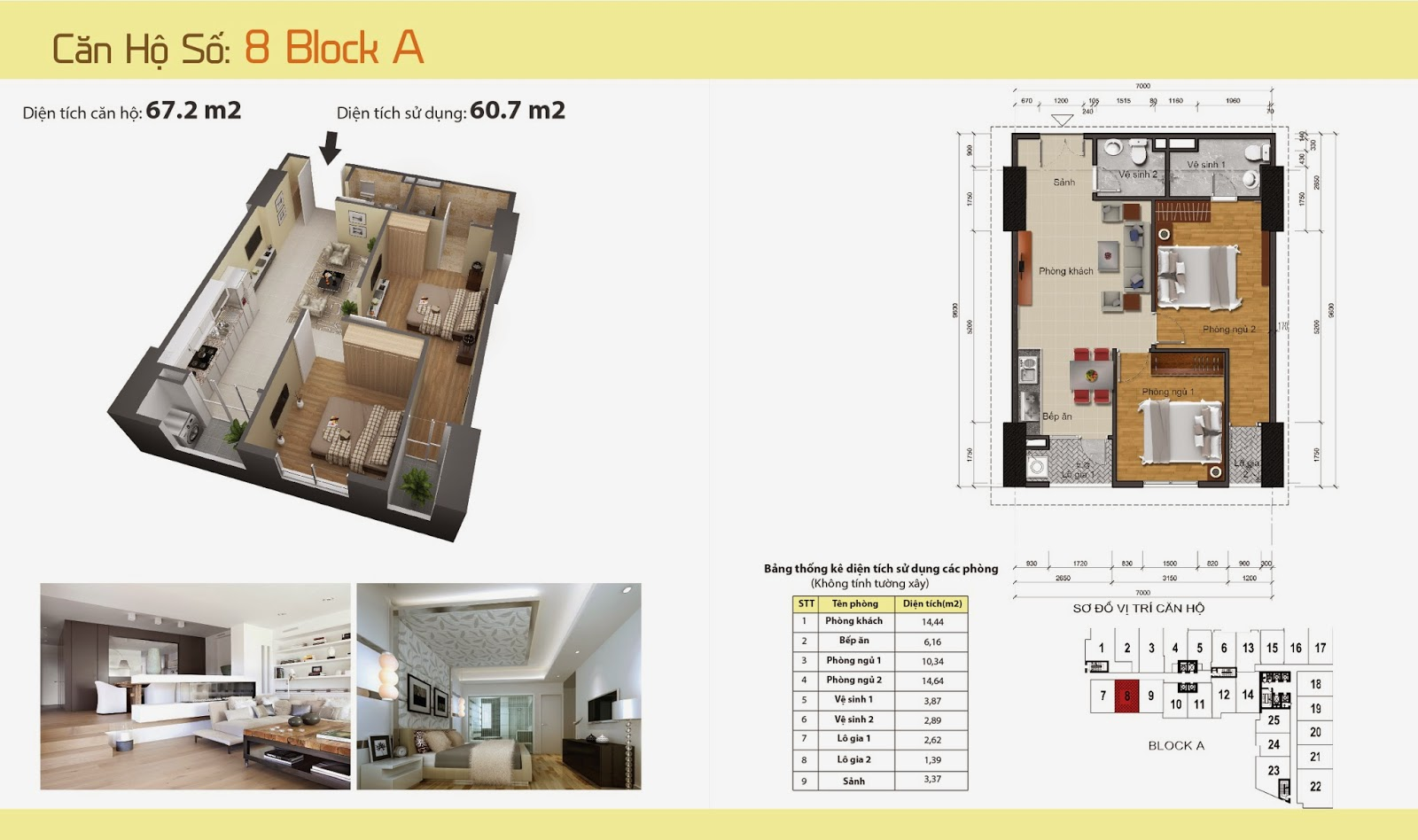 sơ đồ thiết kế mặt bằng gemek tower