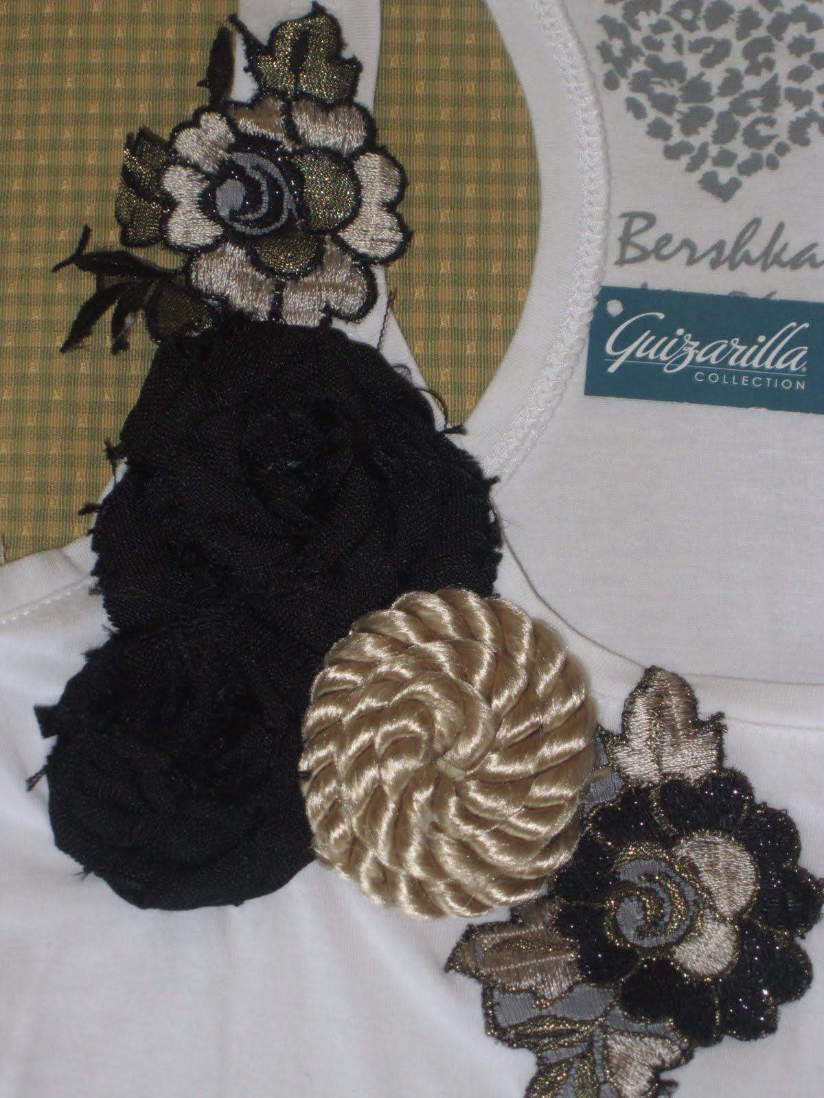 Blusas Decoradas Con Flores Franelas Decoradas Guizarilla Collection
