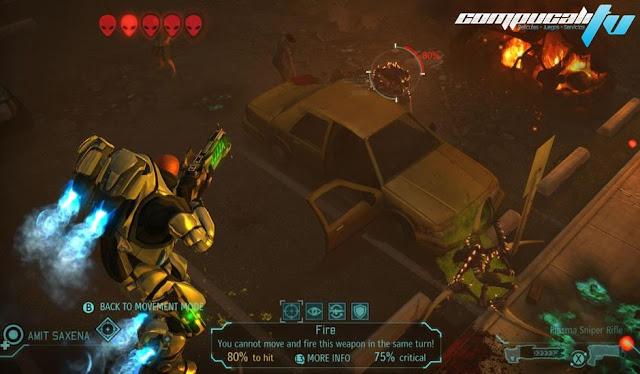 XCOM Enemy Unknown PC Full Español Descargar 2012