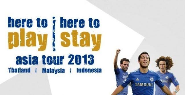 BNI Indonesia All Star vs Chelsea FC