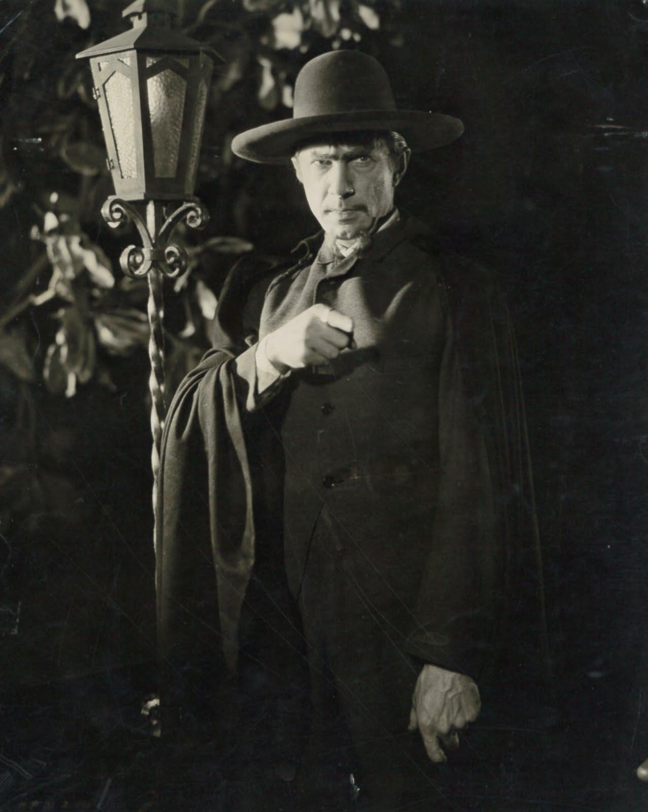 White Zombie Starring Béla Lugosi