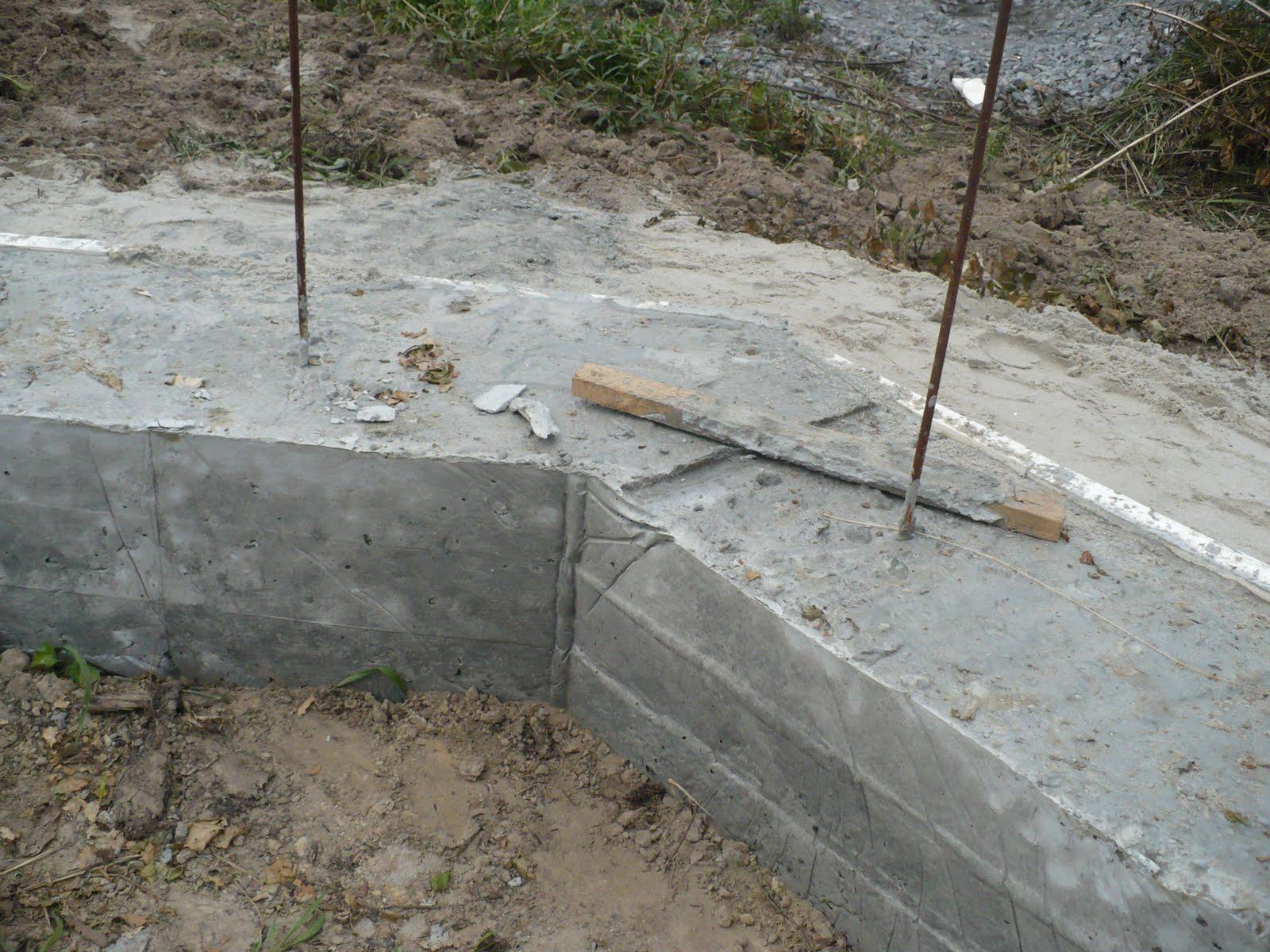 Как сделать бетон для фундамента: пропорции, заливка 30