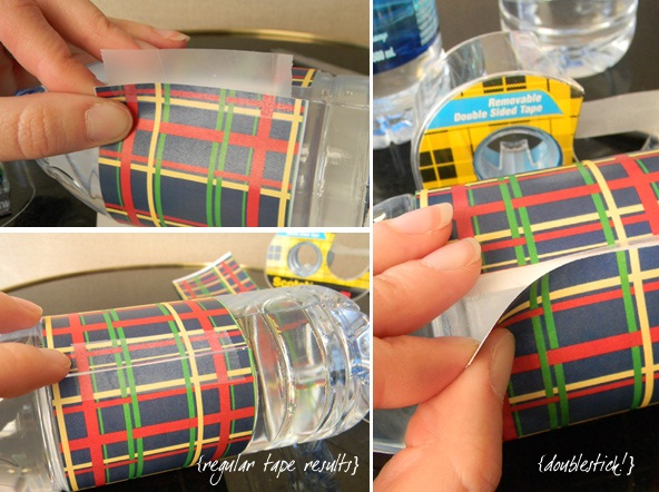 How to Make Custom Water Bottle Labels – Water Bottle Label Template