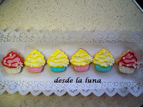 Falsos Cupcakes  (galletas)