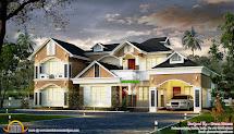 Western Style Modern House Design