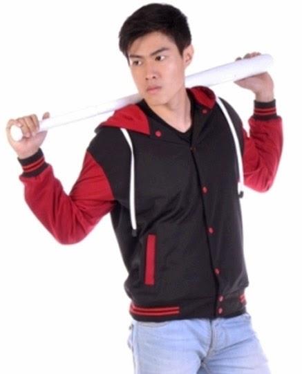 Contoh model sweater pria keren ala korea terbaru