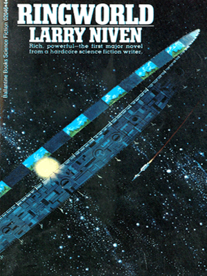 """رينج ورلد "" لـ ""لاري نيفيل"" ""Ringworld"" by Larry Nivel"