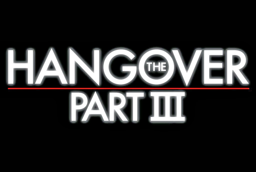 The Hangover Part III Film Logo