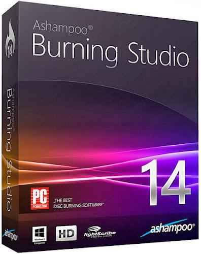 Download - Ashampoo Burning Studio 14 + Ativação