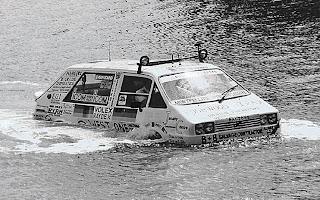 سياره بر مائى  سيارة ستريملاين
