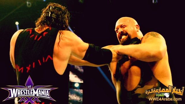kane vs big show