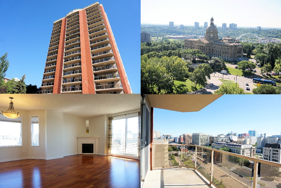 For Sale $479,900 #1506 Grandin Manor 2 Bed + 2 Bath + 3 Parking Stalls