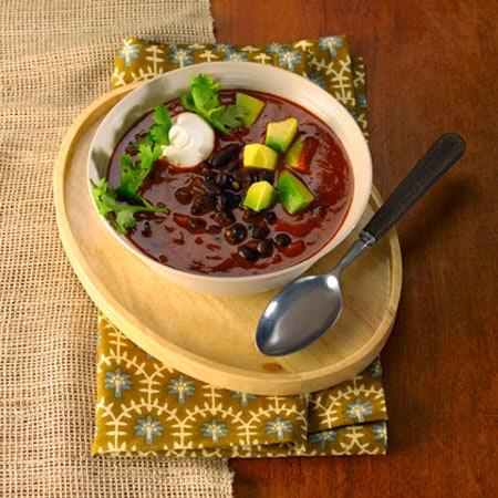 Black Bean Soup (Súp Đậu Đen)