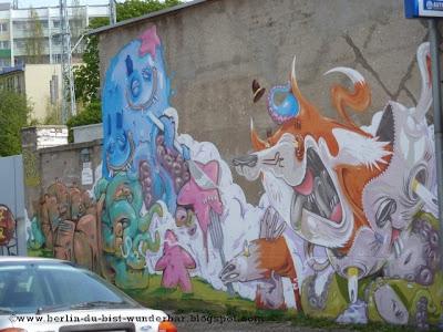 Verlassene Gebäude, berlin, lichtenberg