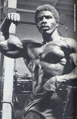 ROBBY ROBINSON - BICEPS PEAKS 70s ● www.robbyrobinson.net/motivation.php ●