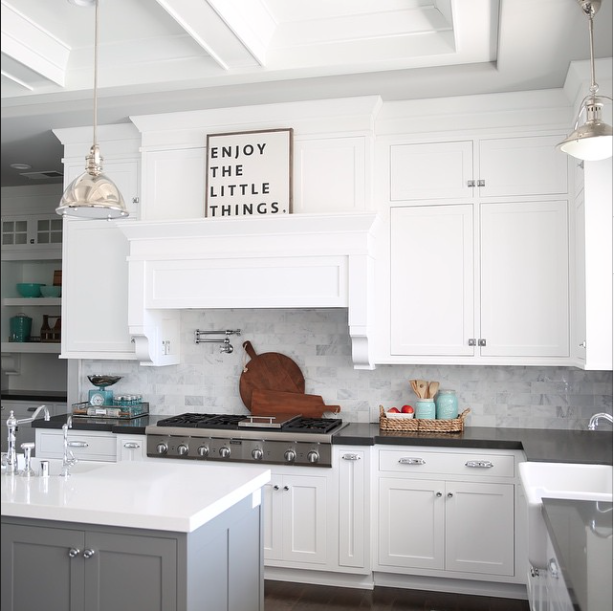 20 Gorgeous Real Life Kitchens | Sunny Side Up