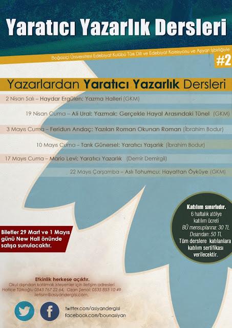 Boğaziçi Üniversitesi ve Aşiyan Dergisi